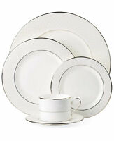 Lenox Venetian Lace 60Pc China Set, Service for 12