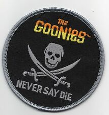 PATCH THE GOONIES NEVER SAY DIE 9 CM PATCH