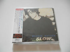 "Richie Kotzen ""Slow"" 2001 Japan cd W/Obi  YCCY-00002"