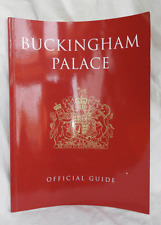 Buckingham Palace Official Guide and Personal Invitation TIcket 1995