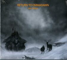 OLDFIELD MIKE RETURN TO OMMADAWN SPECIAL EDITION CD+DVD NUOVO SIGILLATO