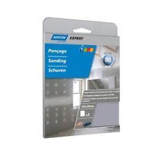 Norton Expert carta abrasiva 230X280MM K80 3er VE AFFILATURA DI GIPS 66623308297