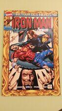 comics iron man le retour des héros n°8