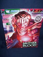 Eaglemoss Brother Blood Magazine Only #39 No Figurine Dc