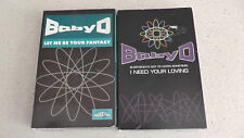 babyd baby d music cassette x 2 lat me be your fantasy / i need your loving