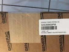 GENERAC 0A539900PM 12/15.0L SMKITT-OIL/BYPASS/FUEL
