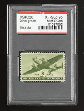 US @ C26 (1944) 8c - PSE Graded  - XF/S95 - Mint OGnh (Encapsulated)