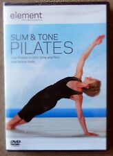 Element - Slim And Tone Pilates  New Sealed DVD, 2010