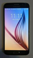 Samsung Galaxy S6 SM-G920V 32GB Single SIM Verizon Smartphone - Black Sapphire