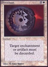 Disenchant ~ Heavily Played Unlimited UltimateMTG Magic White Card