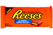 Giant Reese's Milk Chocolate Peanut Butter Bar (192g)