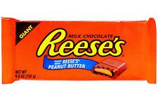 Giant Reese's Milk Chocolate Peanut Butter Bar (192g)