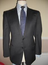 "Gieves & Hawkes Savile Row xtra fine Super140's wool SUIT SIZE UK 42s""EU52s""w36"