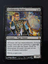 CONFIDENTE OSCURO - DARK CONFIDANT ITA  -  MTG MAGIC [MF]
