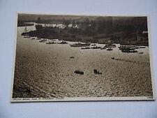 Oulton Broads - Part of Speedboat Course, Oulton Broads, Suffolk - Postcard.