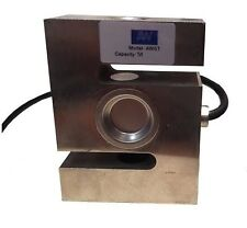 S Type load cell , 5000 kg capacity  - One year Warranty