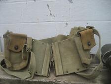 brelage 2 gourdes 2 pochettes militaires