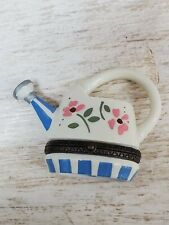"""Watering Can Trinket Box by Midwest of Cannon Fall """"Gardener Extraordinaire"""""""