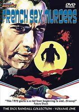 MONDO MACABRO FRENCH SEX MURDERS DVD BARBARA BOUCHET ROSALBA NERI ROBERT SACCHI