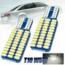 T10 3014 W5W 33 SMD LED Canbus Car Door Light Width Lamp Bulb White ZB