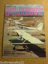 FLIGHT INTERNATIONAL #3290 - CAA - 30 March 1972