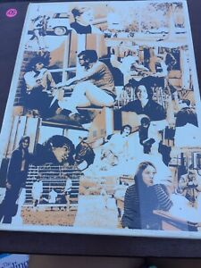 "1972 "" Myndersian"" Yearbook Mynderse Academy Seneca Falls New York Lot B3"