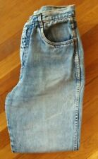 Vtg Bill Blass Mom Jeans Stone Washed High Waisted Tapered Leg Sz 12