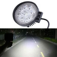 27W 12V Spot LED Work Light Lamp For Boat Tractor Truck Off-road SUV NEW IM
