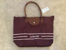 BNWT Jojo Maman Bebe Foldaway Foldable Burgundy Brown Buggy Stroller Bag