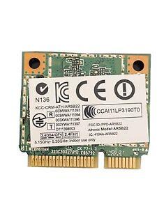 Atheros AR5B22 AR926X AR9462 Dual Band BT 4.0 Wireless WiFi MINI PCI-E Card (22)