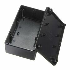 Waterproof  ABS Plastic Electronic Enclosure Project Box Black 103x64x40mm Elect