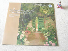 GERHARD OPPITZ (piano) Impressions romantiques SEALED AUDIOPHILE LP CLEARAUDIO