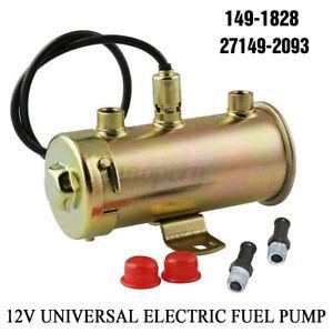 27149-2093 149-1828 Universal Electric Fuel Pump 12 VOLT 12V For Ford Facet GM