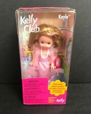 Kayla with necklace 1999 Mattel Kelly Club Barbie doll ~ Very Rare Foreign box!