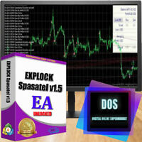 EA forex EXPLOCK-Spasatel v1.5 reliable and profitable for MT4