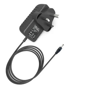 UK Mains AC/DC Adapter For Model WA-12M12FK Power Supply Charger