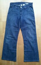 Ladies Jeans ROGAN Made in the USA Size 26 100% Cotton
