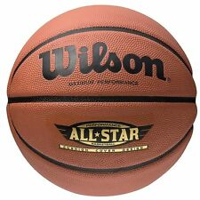 Wilson Performance All Star Outdoor Rubber Basketball Ball
