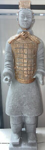 Civil Officer- Terracotta Warrior - Ornament Large by widdop