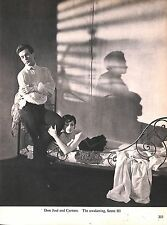 1950.The awakening.Scene 111.Carmen.Don Jose.Ballet.Dance.Costume.Dancer