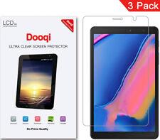 3X For Samsung Galaxy Tab A 8.0/A 10.0/A 10.1/A10.5 HD Clear Screen Protector