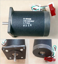 Elwood Servomotore stepping motor 23d-6209a, 1,7v, come nuovo!