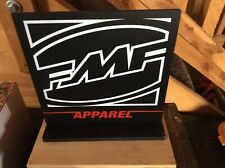 FMF Apparel Advertising Sign- 2 Sided