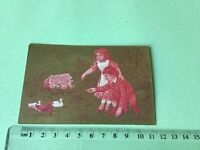 Demorests Reliable Patterns  Victorian American Advertising Trade Card Ref 49418