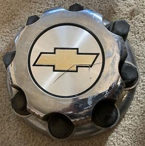 2001-2010 Chevrolet Silverado 2500 3500 Truck Van Chrome Center Cap Hubcap Cover