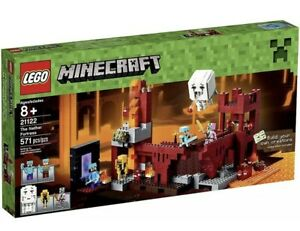 LEGO Minecraft The Nether Fortress (21122) Warning! Bag  #2 Only, Sealed
