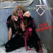 "TWISTED SISTER ""STAY HUNGRY"" 2 CD NEW"