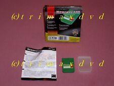 PS1 Memorycard (15 Blocks) grün & Schutzhülle in der Originalverpackung _ Memory