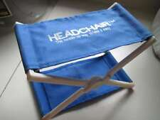 B Headchair Head Chair Vintage Heads Up Way To Take It Easy Desk Nap Tan Pillow