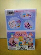 Rement miniature Re-ment Sanrio Little Twin Stars Dolly Room FREE SHIPPING
